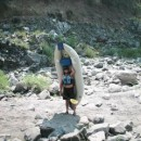 Rafting on the Rogue River (with a permit)