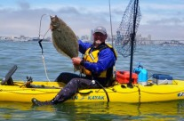 Halibut Fishing in the North Bay
