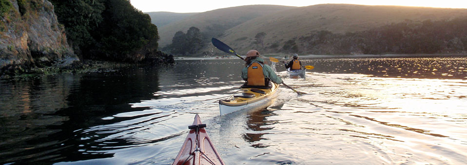 Tomales Bay Intro Tour 3/29