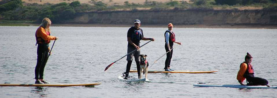Intro to Stand Up Paddling 5/30