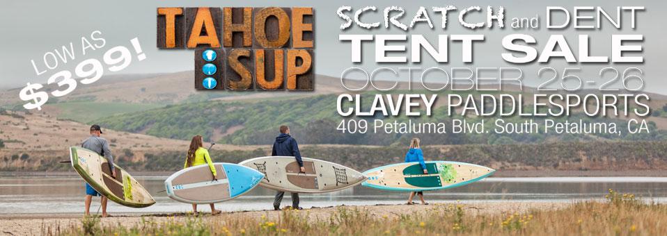 Tahoe SUP Sale