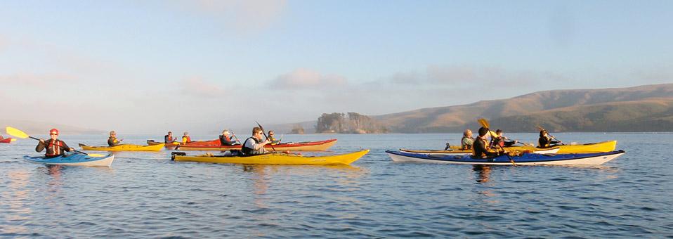 Intro to Kayaking 5/14