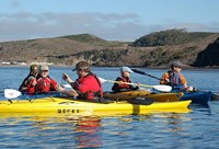 Intro To Kayaking – October 28