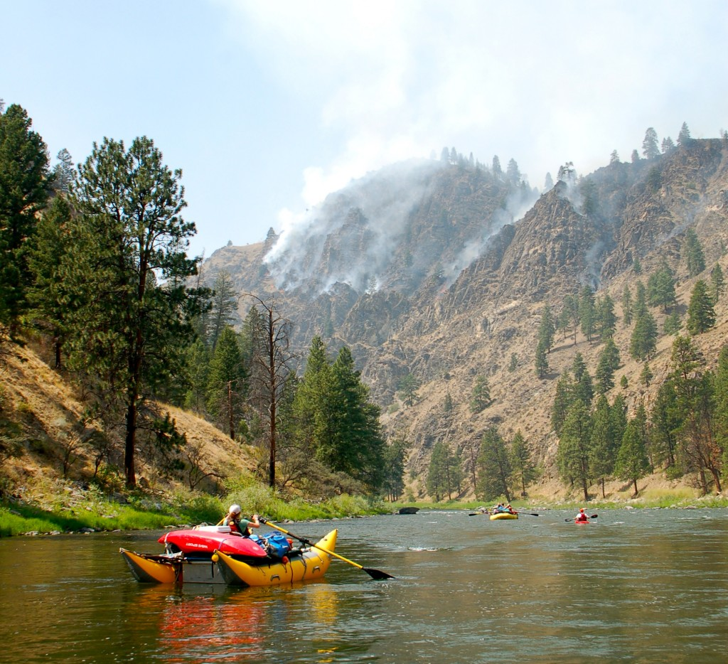 BLOG: 97 Miles of Smoked Salmon River