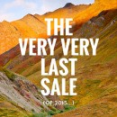 The Last SALE! (of 2015…)