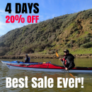 4 Days – 20% OFF –  Best Sale Ever!