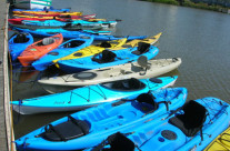 Kayak Demos AND SUP SALE