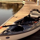 New Eddyline C-135 Stratofisher Kayak!