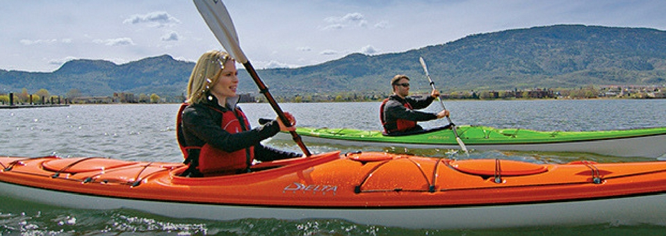 Light-Weight Touring Kayaks