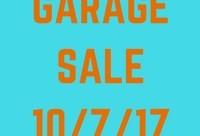 Garage SALE 2017!