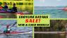 Kayak SALE! NEW & DEMO Models