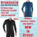 Hydroskin – Winter Paddling Apparel