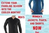 Hydroskin – Winter Paddling Apparel