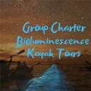 Group Charter Bioluminescence Evening Kayak Tours!