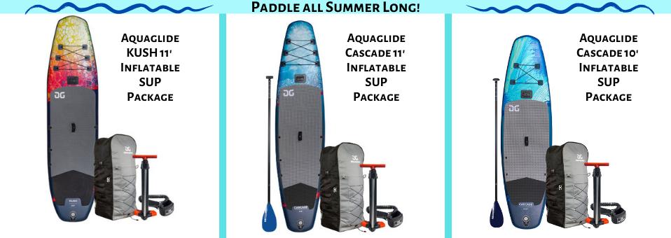 Aquaglide Inflatable ISUP